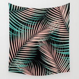 Palm Leaves - Cali Vibes #2 #tropical #decor #art #society6 Wall Tapestry