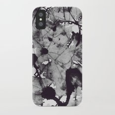 Noir Slim Case iPhone X