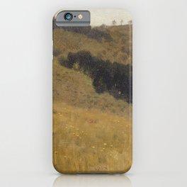 Lawrence Alma-Tadema - Sunny Days (1874) iPhone Case