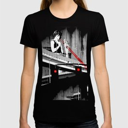 Stop the Freeway Overpass Scales Madness! T-shirt