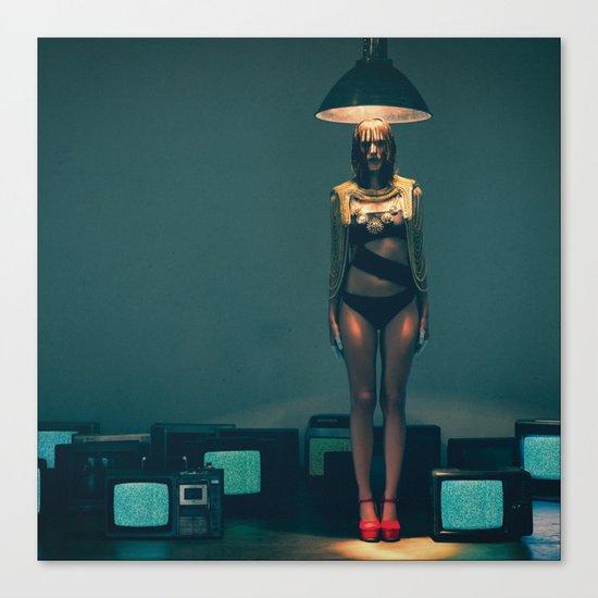 Fashion by dayDream Canvas Print