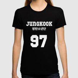 BTS - Jungkook Jersey T-shirt
