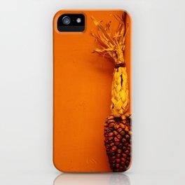 Hanging Corn  iPhone Case