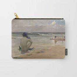 Rupert Bunny - Sea idyll, 1891 Carry-All Pouch