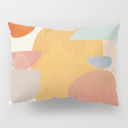 Modern Abstract Art 70 Pillow Sham