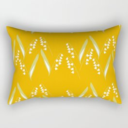 May there be Lily of the Valley Rectangular Pillow