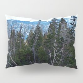 Blue Mountain River Pillow Sham