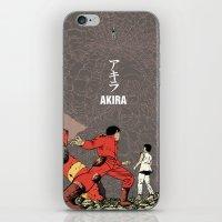 akira iPhone & iPod Skins featuring Akira by Rafael Romeo Magat
