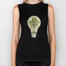 green ideas Biker Tank