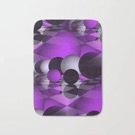 3D - abstraction -111- Bath Mat
