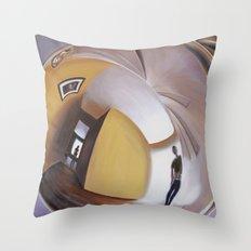 Doorknob #2 Throw Pillow
