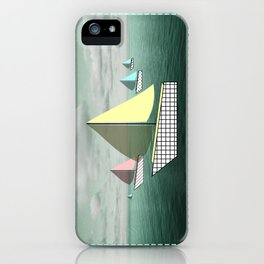 boat-full iPhone Case