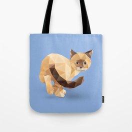 Balinese Cat Tote Bag