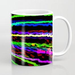 Rainbow Electric Coffee Mug