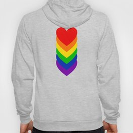 Homosexuality in Shapes Hoody