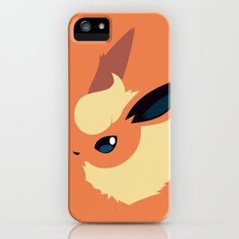 Flareon iPhone Case
