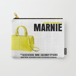 Marnie Movie Poster Carry-All Pouch