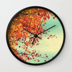 It's a Leaf Thing 3 Wall Clock