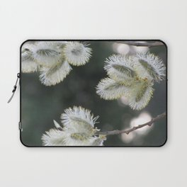 Pussy Willow Laptop Sleeve