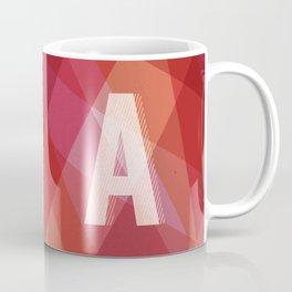 A is for Awesome Coffee Mug