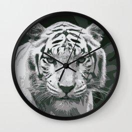 Untamed Beauty Wall Clock