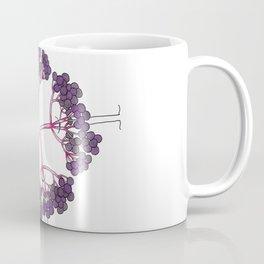 elderberries Coffee Mug