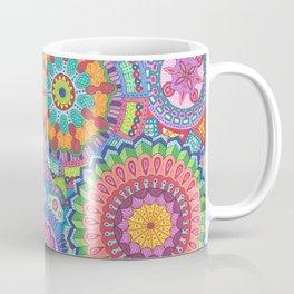 Mandala Explosion Coffee Mug