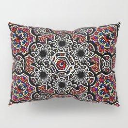 Digital Crochet As Art Pillow Sham