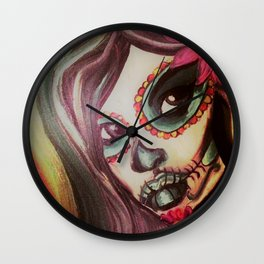SALVADOREAN CEDE Wall Clock