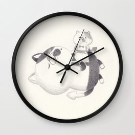 splatoon 2 Wall Clock