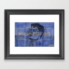 William Mark Price Framed Art Print