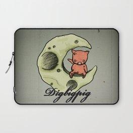 Dig Big Pig Laptop Sleeve