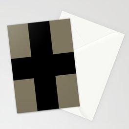 GERMAN BLACK CRUSADERS Stationery Cards