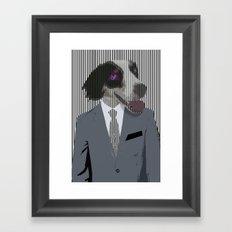 All Class  Framed Art Print
