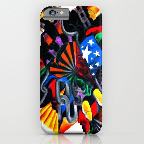 Old World Order iPhone & iPod Case