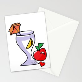 Juicing Stationery Cards