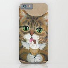 Lil Bub - famous cat iPhone 6 Slim Case
