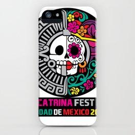 La Catrina Fest MX 2015 iPhone Case