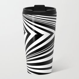 Hypnotize Metal Travel Mug