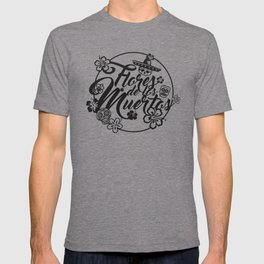 Flores de los Muertos T-shirt