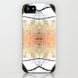 Divine Song iPhone Case