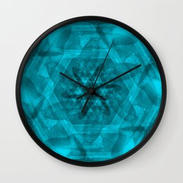 History in a spin Wall Clock