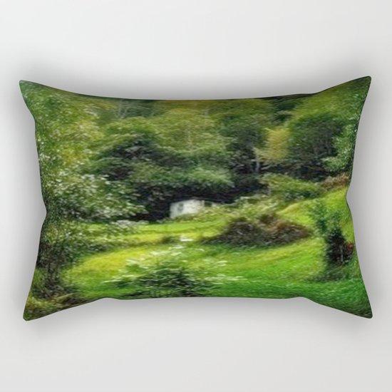 naturel Rectangular Pillow