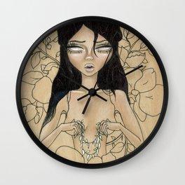 Weaver Wall Clock