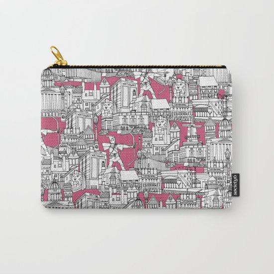 NOTTINGHAM BUBBLEGUM Carry-All Pouch