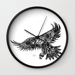 Legal Eagle Wall Clock