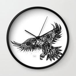 Legal Eagle Wall Clock