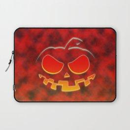 Screaming Pumpkin Laptop Sleeve