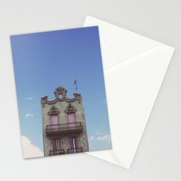 Green House Stationery Cards