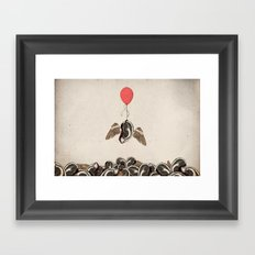 Malchus's Ear (by Jason Watson) Framed Art Print